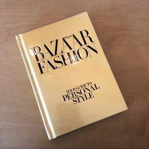 harper's bazaar Accents - Mini Fashion Book